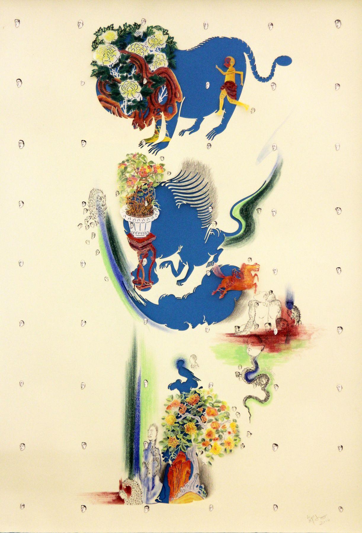 Wu Jian'an 邬建安 (b.1980)