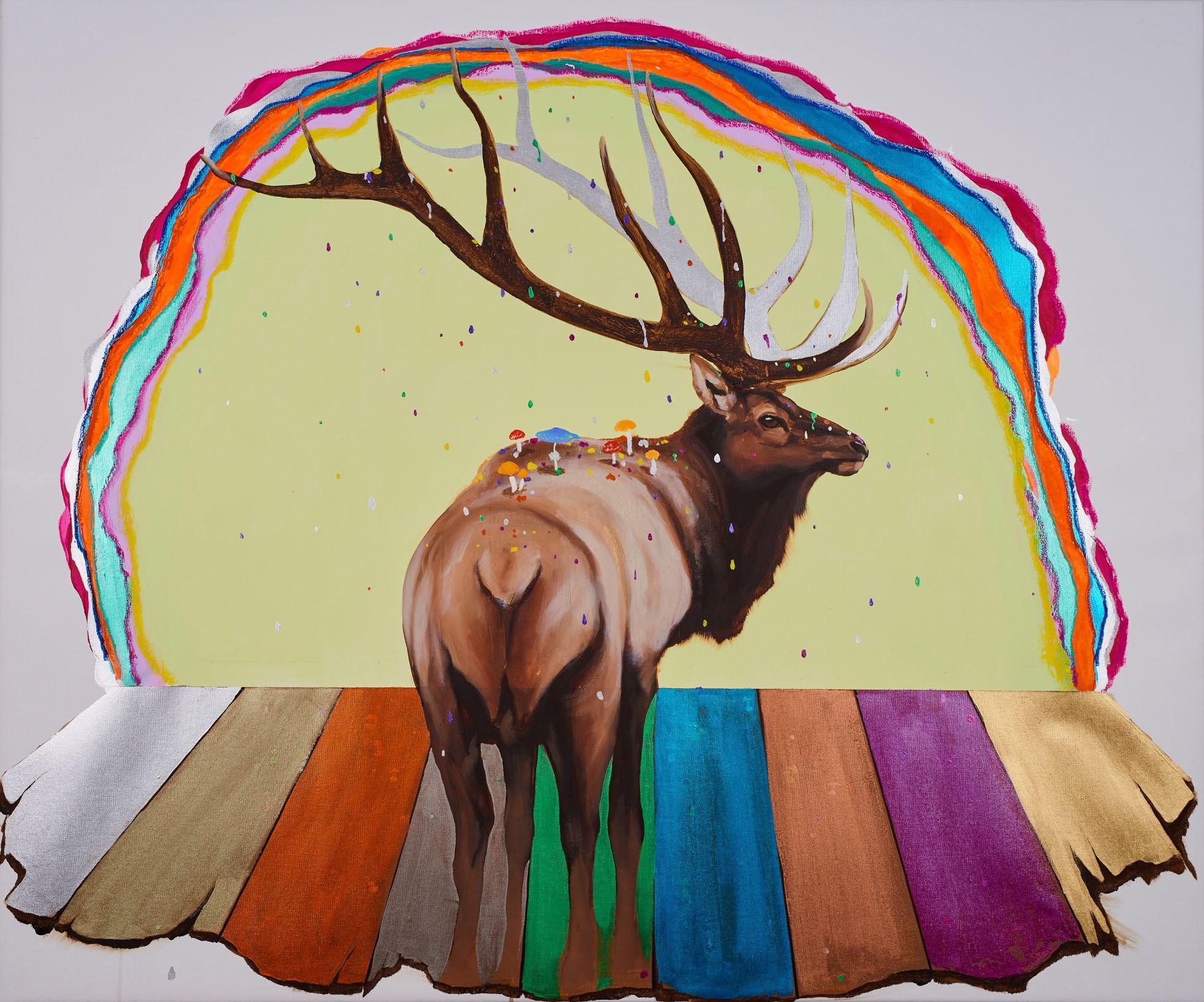 GAMA, Deer of Nine Colors 8九色鹿 8