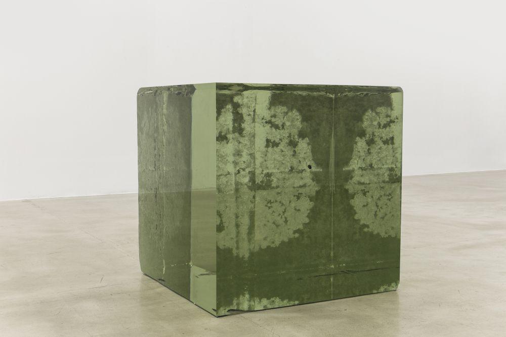 Crystal Cube 水晶立方体, 2014