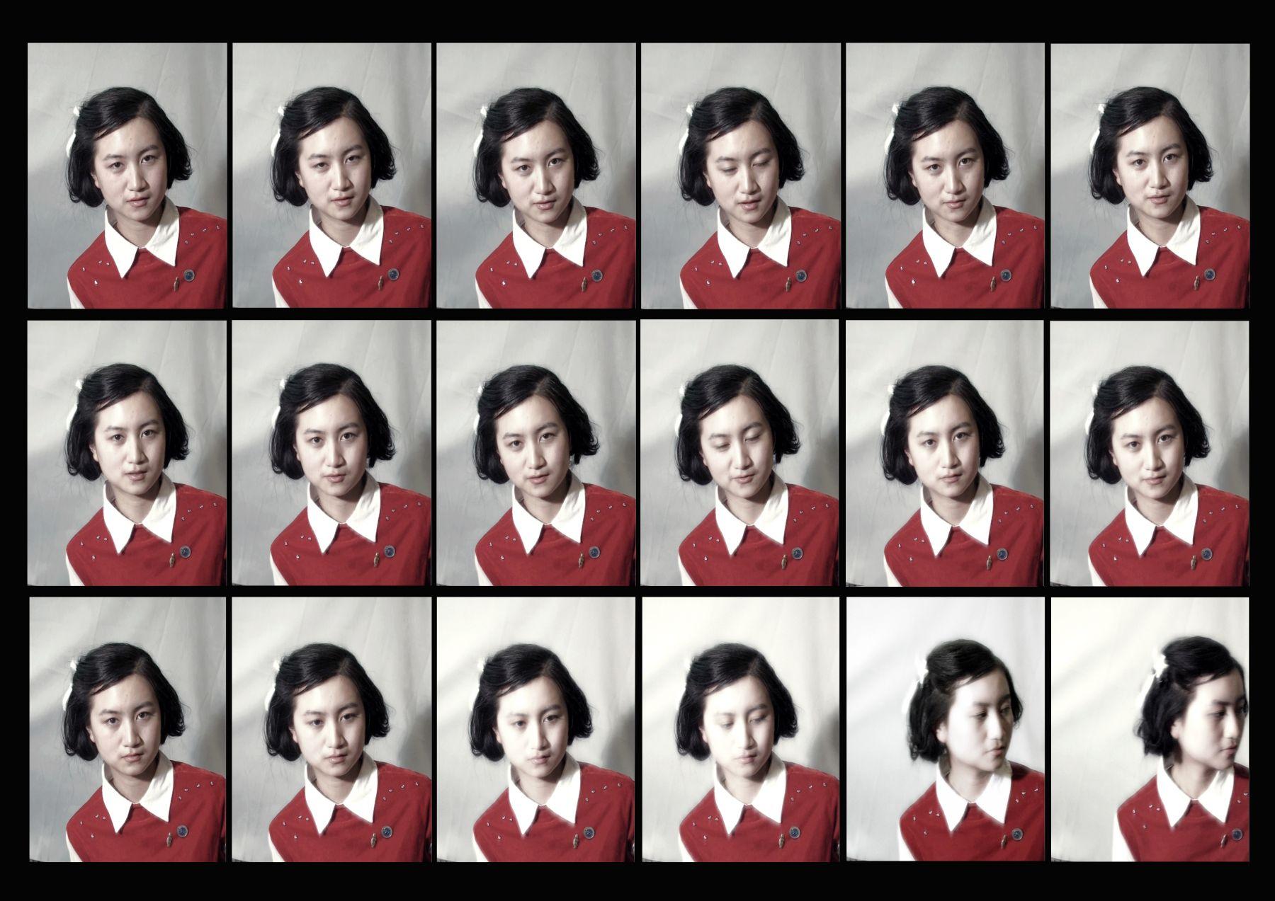 Ye Funa 叶甫纳, Familly Album no. 4å®¶æ˜¥ç§‹å››