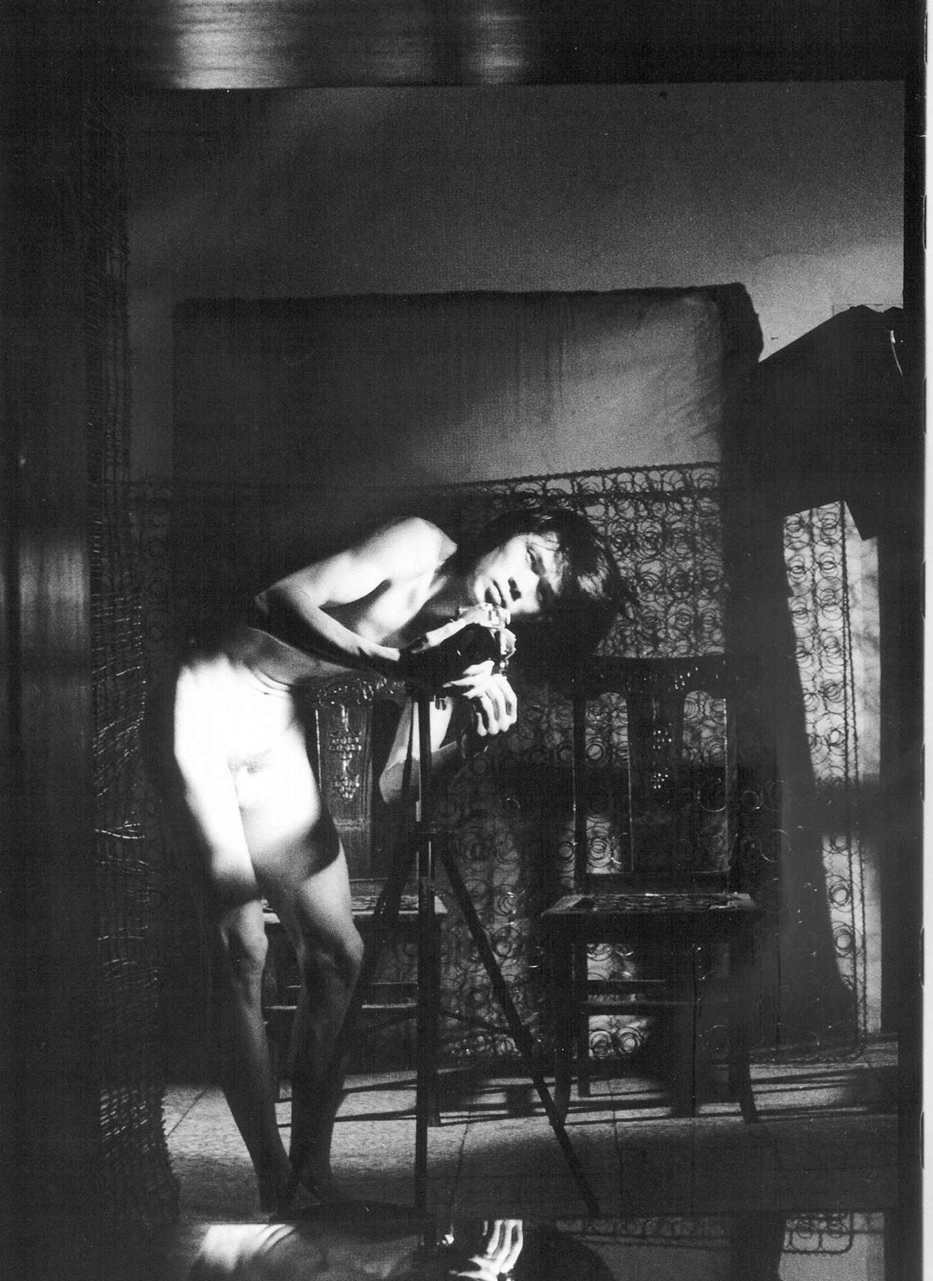 Self-portrait, Beijing No. 0 自拍像, 北京 No. 0, 1994