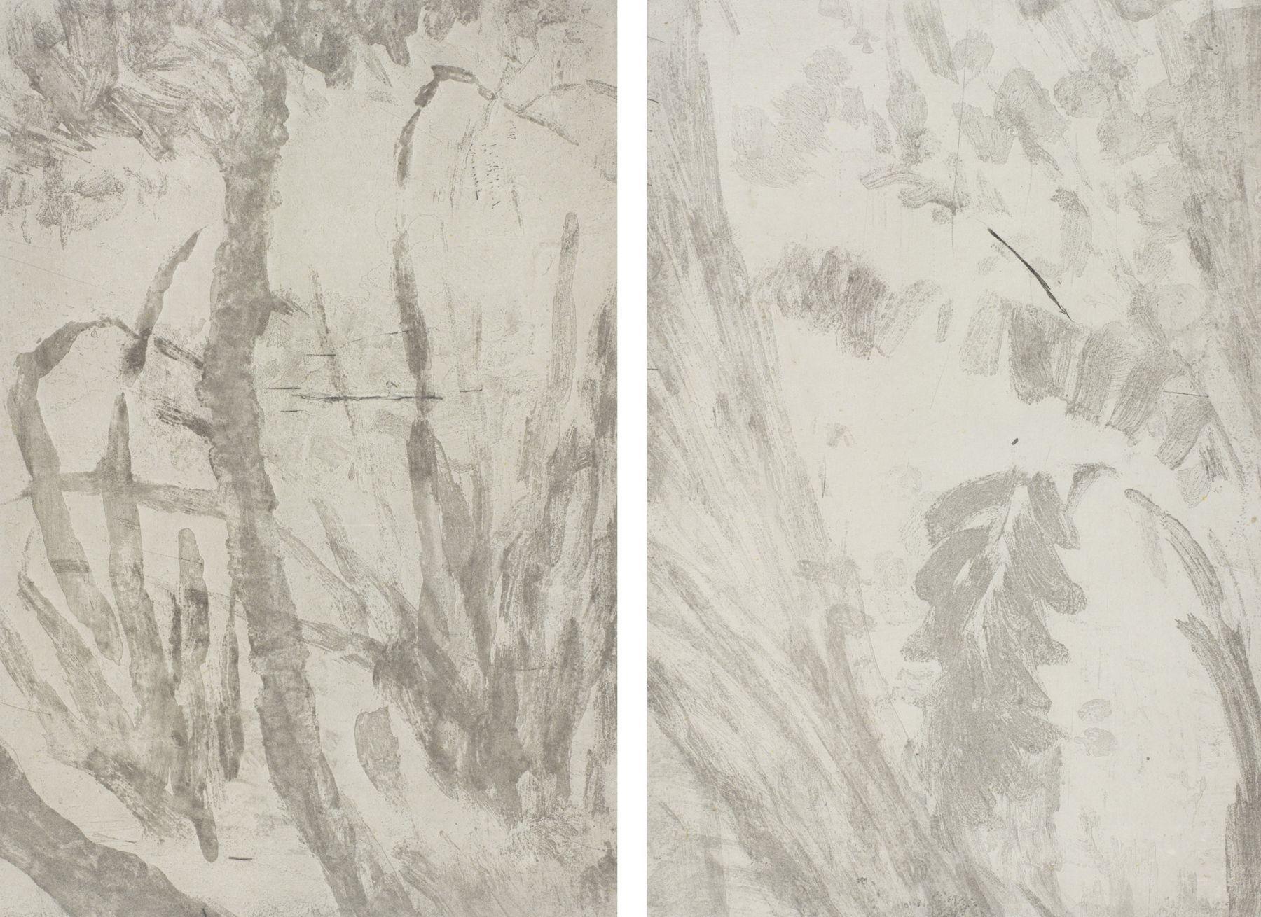 Yan Shanchun 严善錞 (b. 1957), West Lake-Ling Shi Wu 西湖•çµçŸ³åž