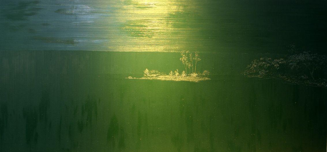 Shi Jing 史晶 (b.1971), Internal Dialogue No.1å¿ƒæƒ… No.1