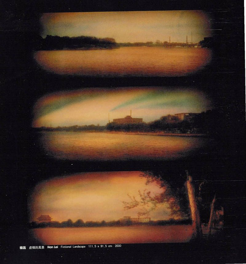HanLei, Fictional Landscape