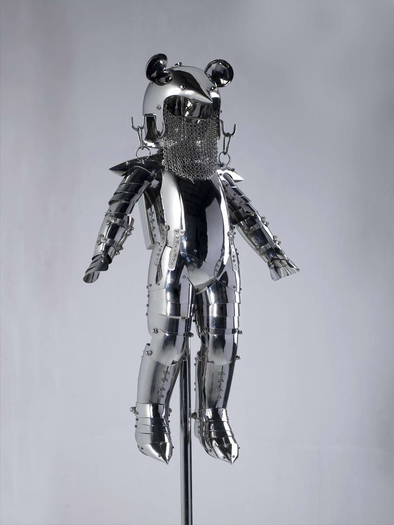 Ne Zha Full Armor-Mouse 鼠头甲, 2008