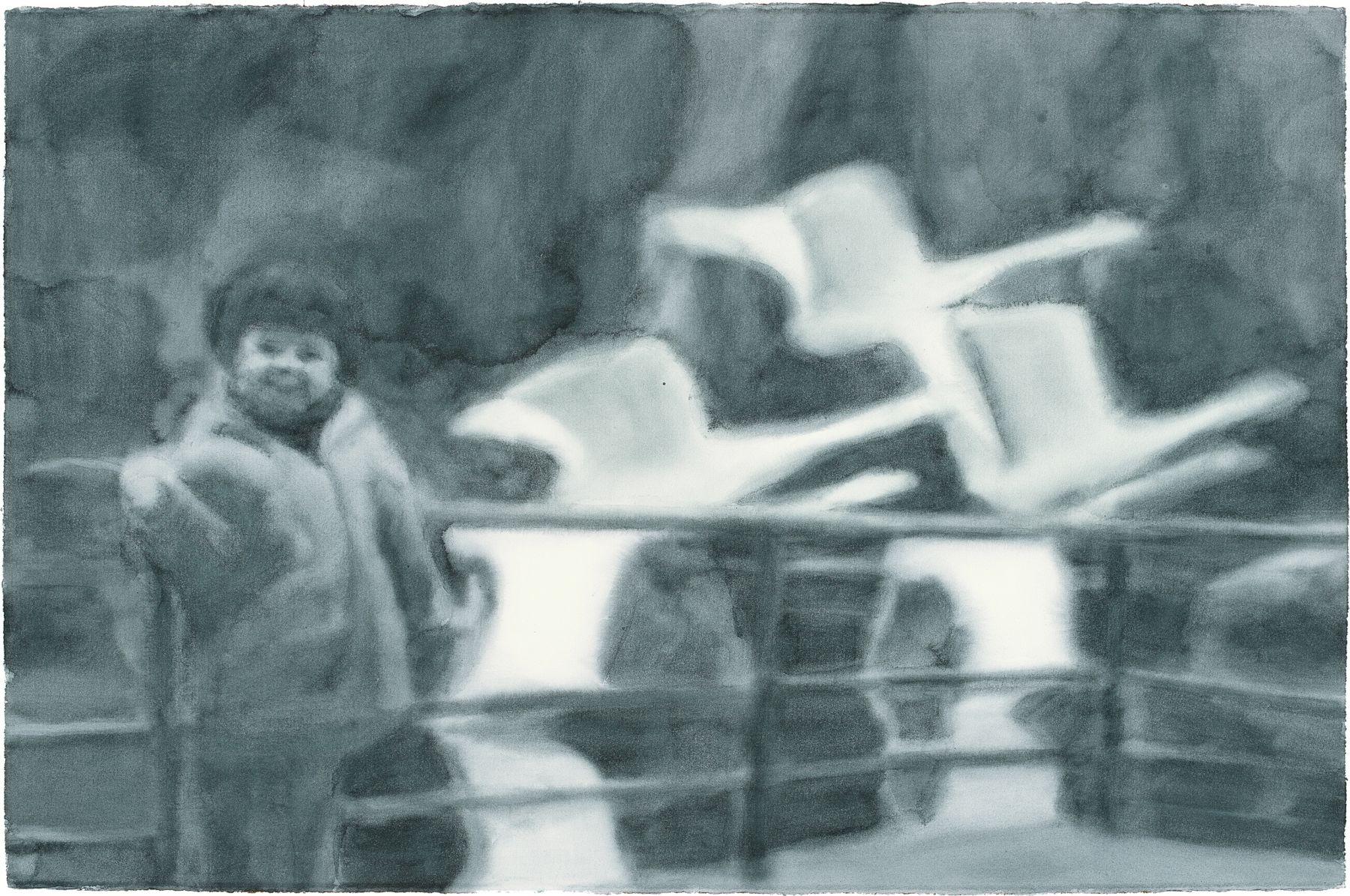 Chiaroscuro No.19 黑白19, 2008