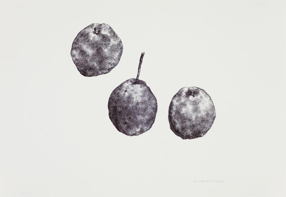 Cai Jin 蔡锦, Pear No. 3 梨子 3