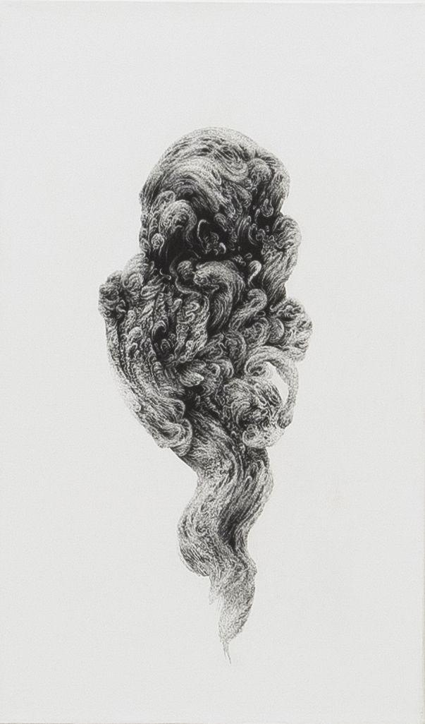 Li Xuwei 李旭伟 (b. 1979), Dust 尘