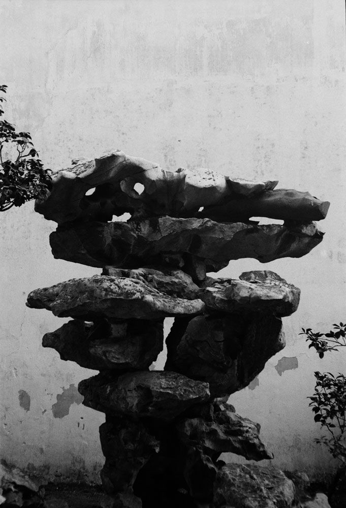 Hong Lei 洪磊, Taihu Stones 太湖石