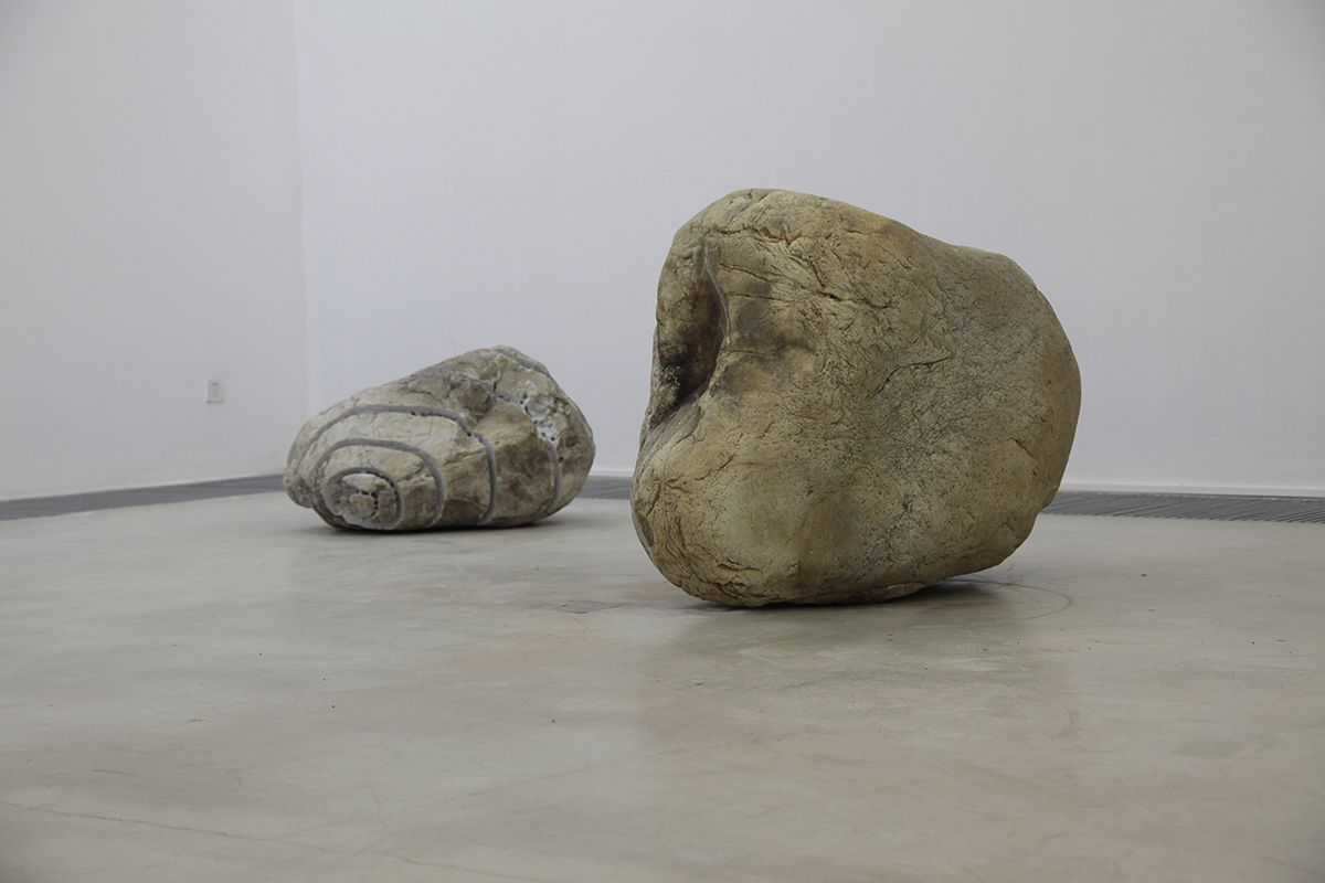 Jiang Bo 姜波 (b. 1984), Stones 石头