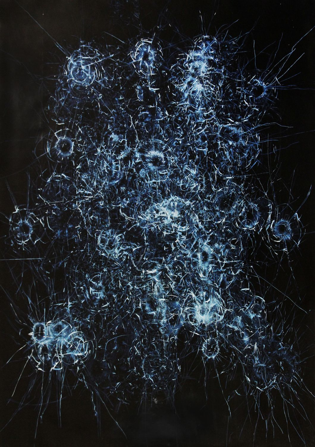 Zhao Zhao 赵赵 (b. 1982), Constellations No.4 æ˜Ÿç©º No.4, 2014