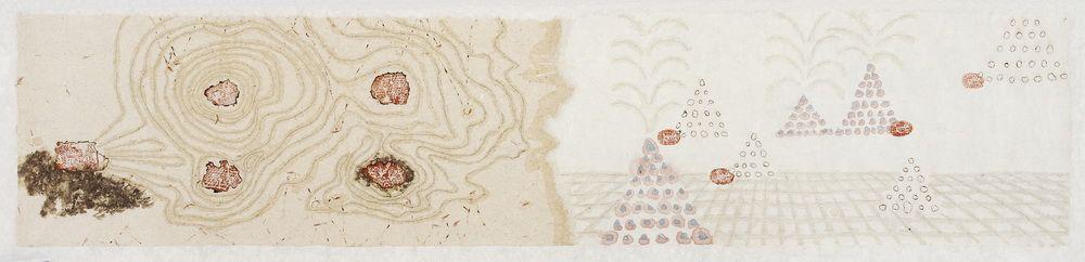 Huang Haifei 黄海菲 (b. 1983), Home Front No. 1æˆ'ç•Œ1号