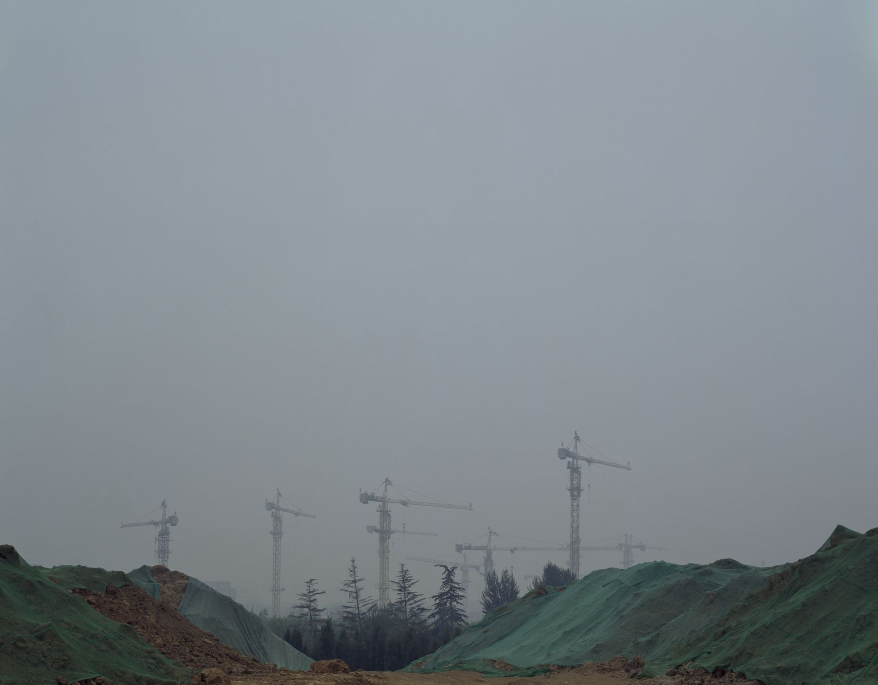 Zhao Liangèµµäº®, Beijing Green No.5åŒ—京绿地之五