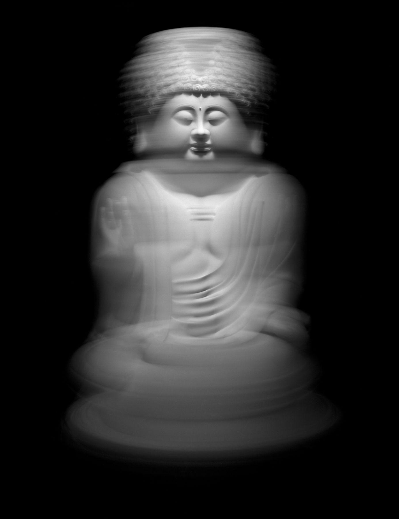 Zhu Changhai 朱昌海, Buddha Series, 2ä½›åƒç³»åˆ—2