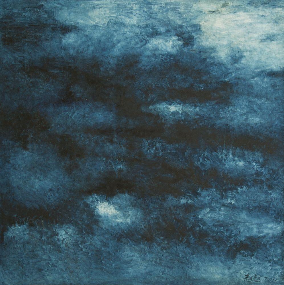 Zhao Zhao 赵赵 (b. 1982), Sky No.1 天空 No.1, 2011