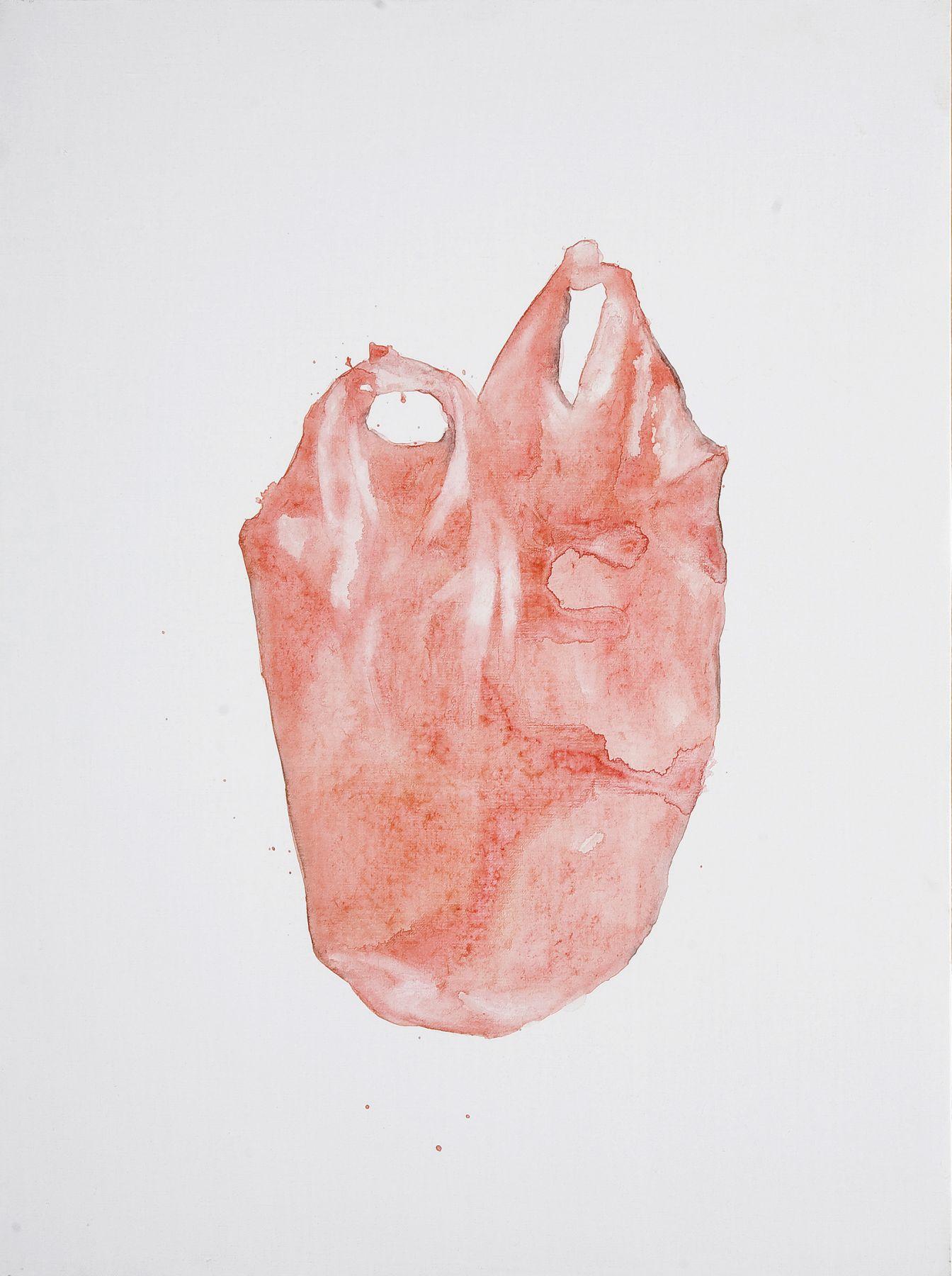 Red Plastic Bag No.4 红的塑料袋 No.4, 2009