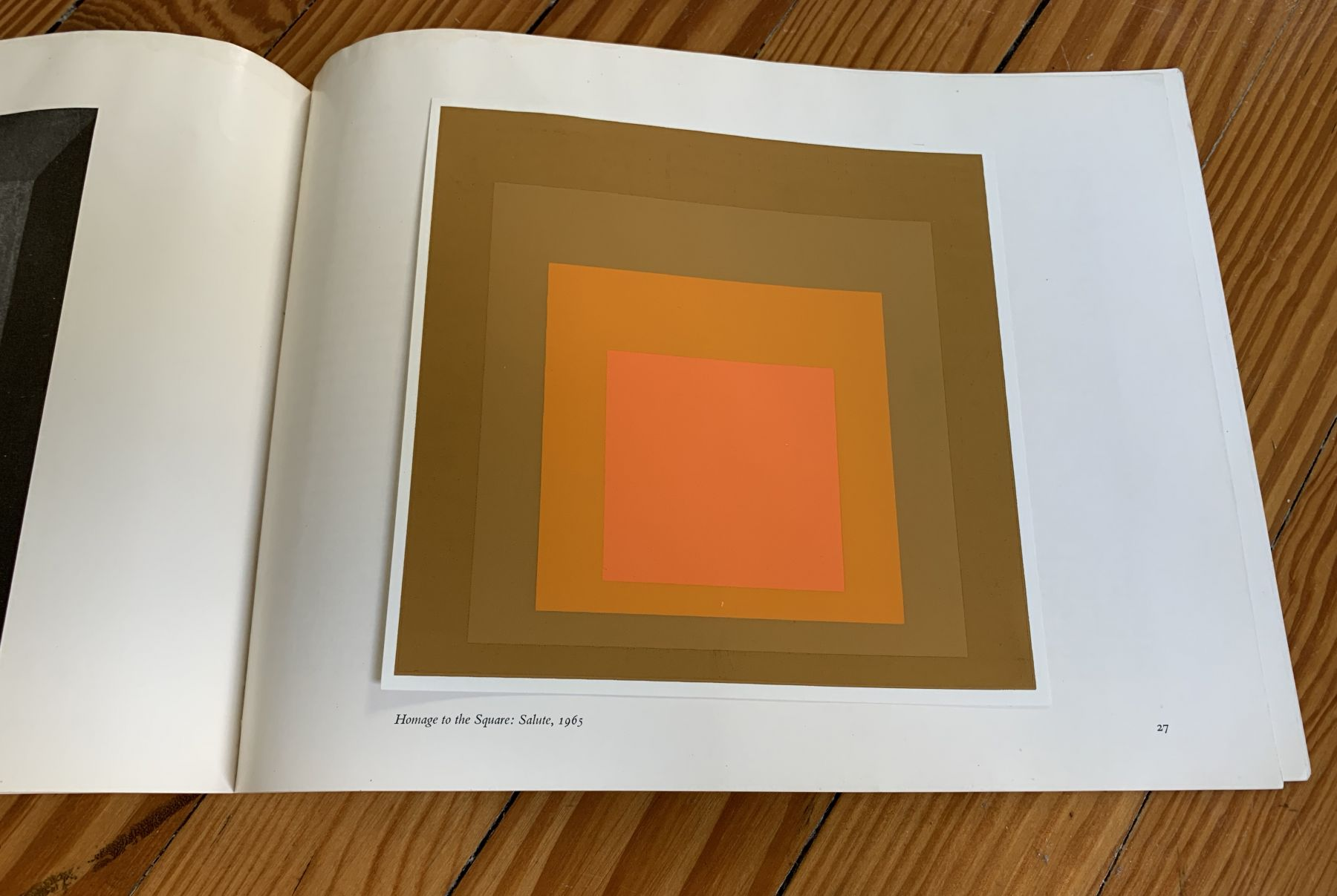 Alternate Projects, Jopsef Albers: The American Years