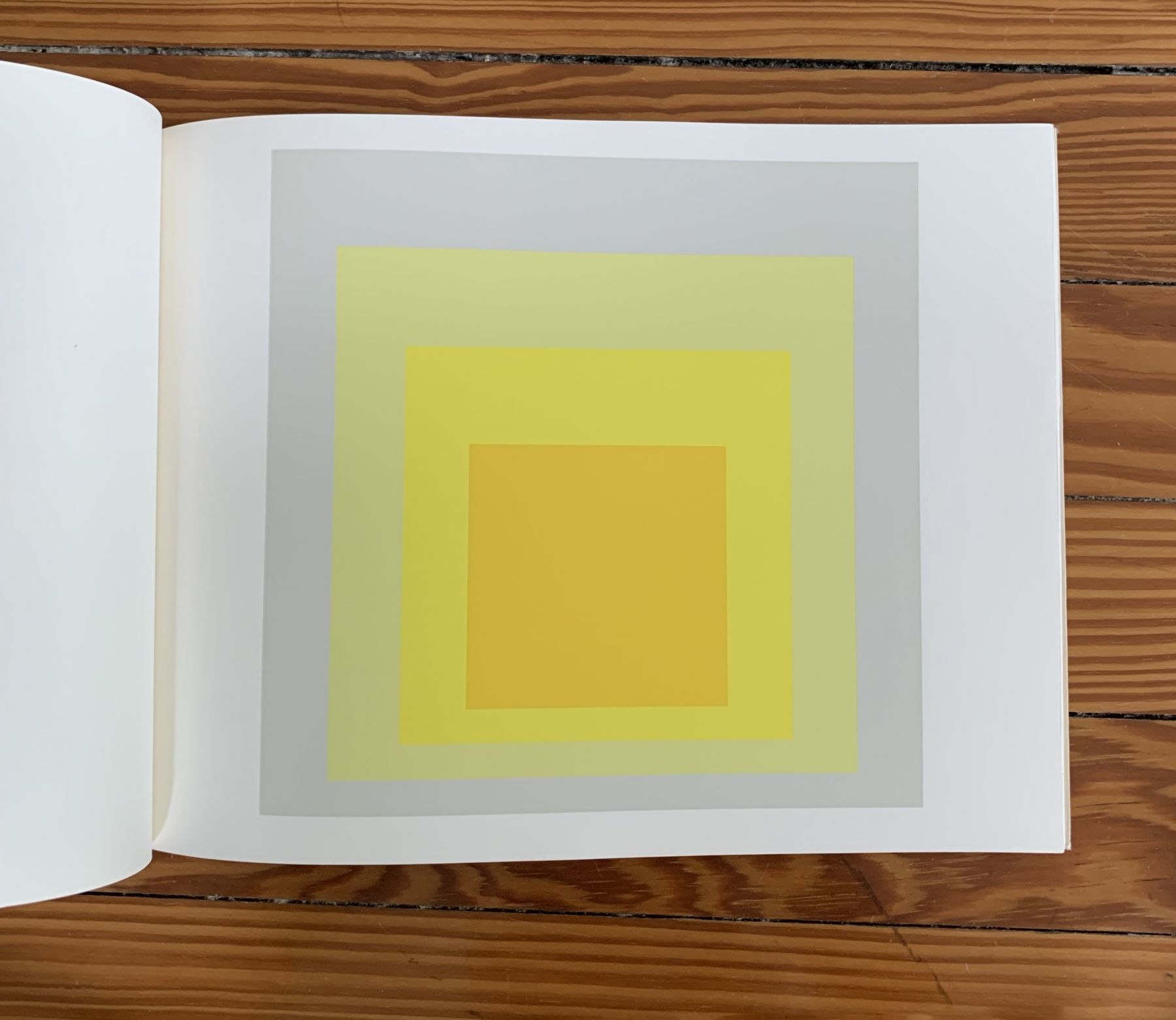 Alternate Projects, Paintings by Josef Albers