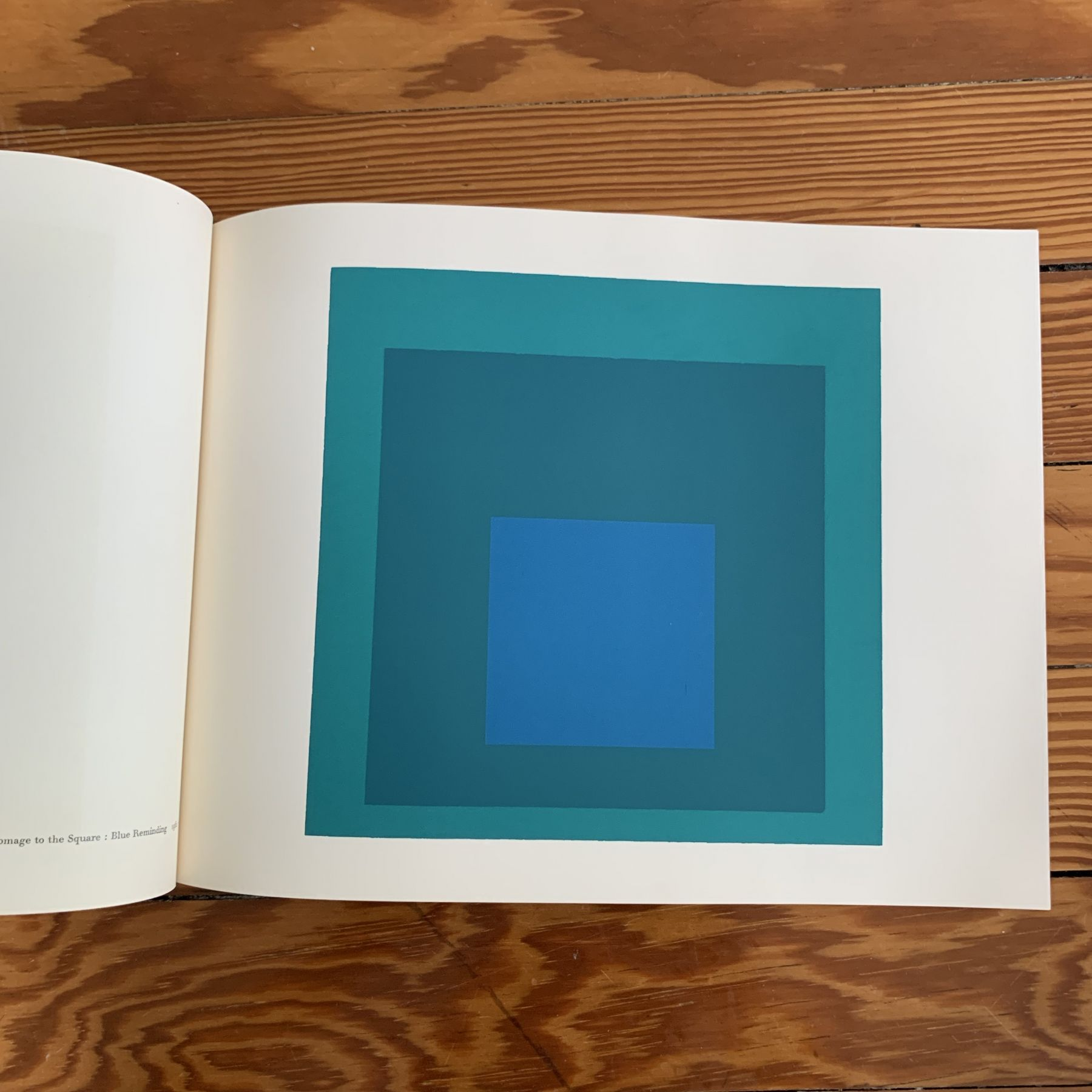 Altnerate Projects, Albers Homage to the Square: 40 New Paintings by Josef Albers