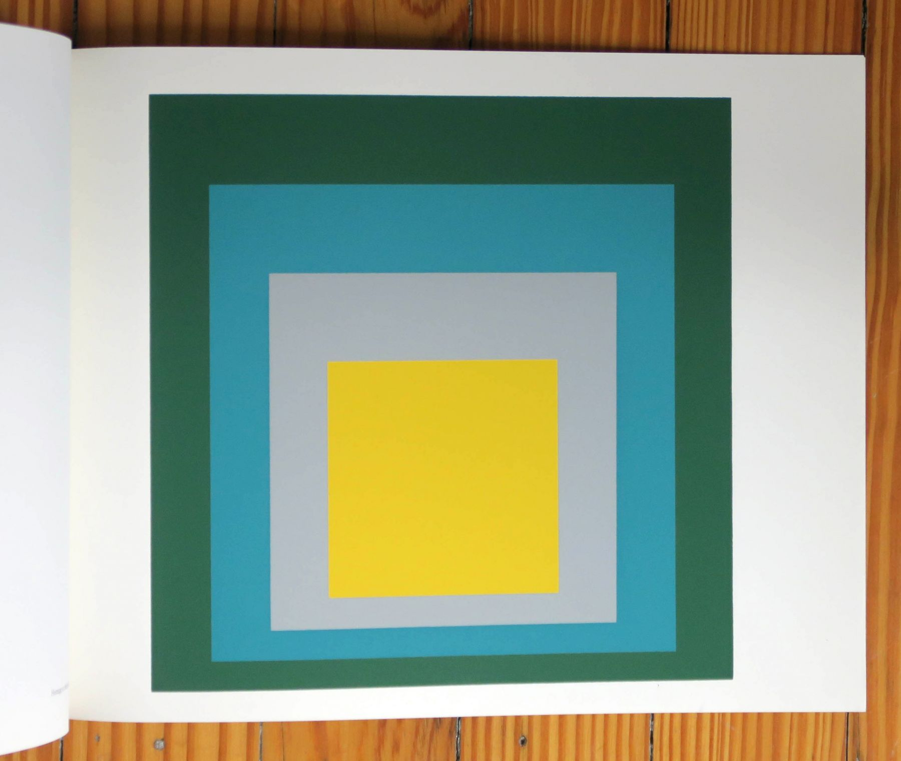 Alternate Projects, Albers: New Paintings by Josef Albers