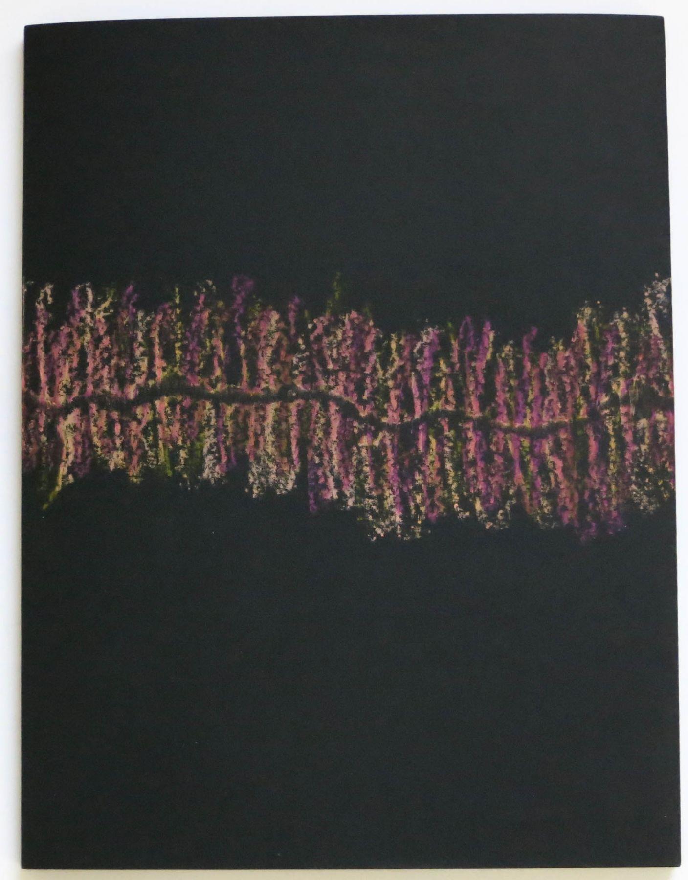 Sam Falls, Studio Space Print/Time