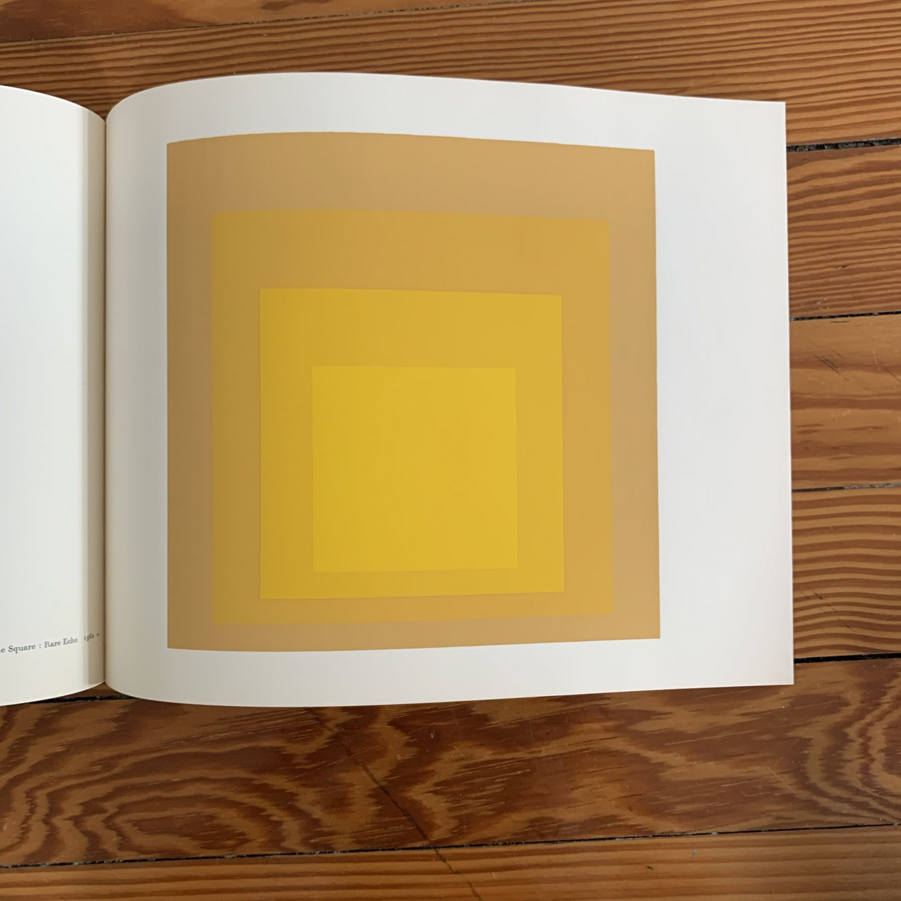 Alternate Projects, Albers Homage to the Square: 40 New Paintings by Josef Albers