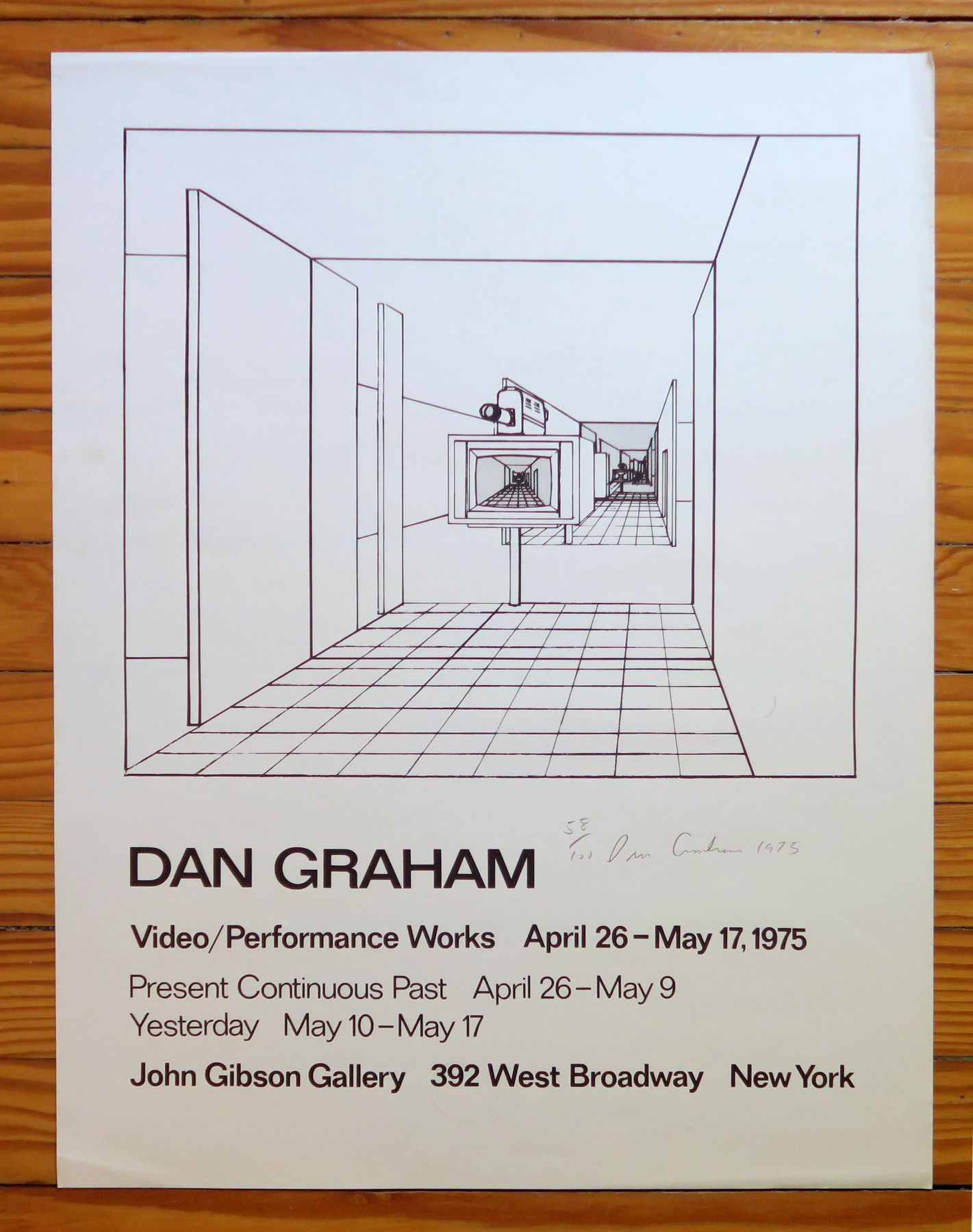 Alternate Projects, Dan Graham: Video/Performance Works