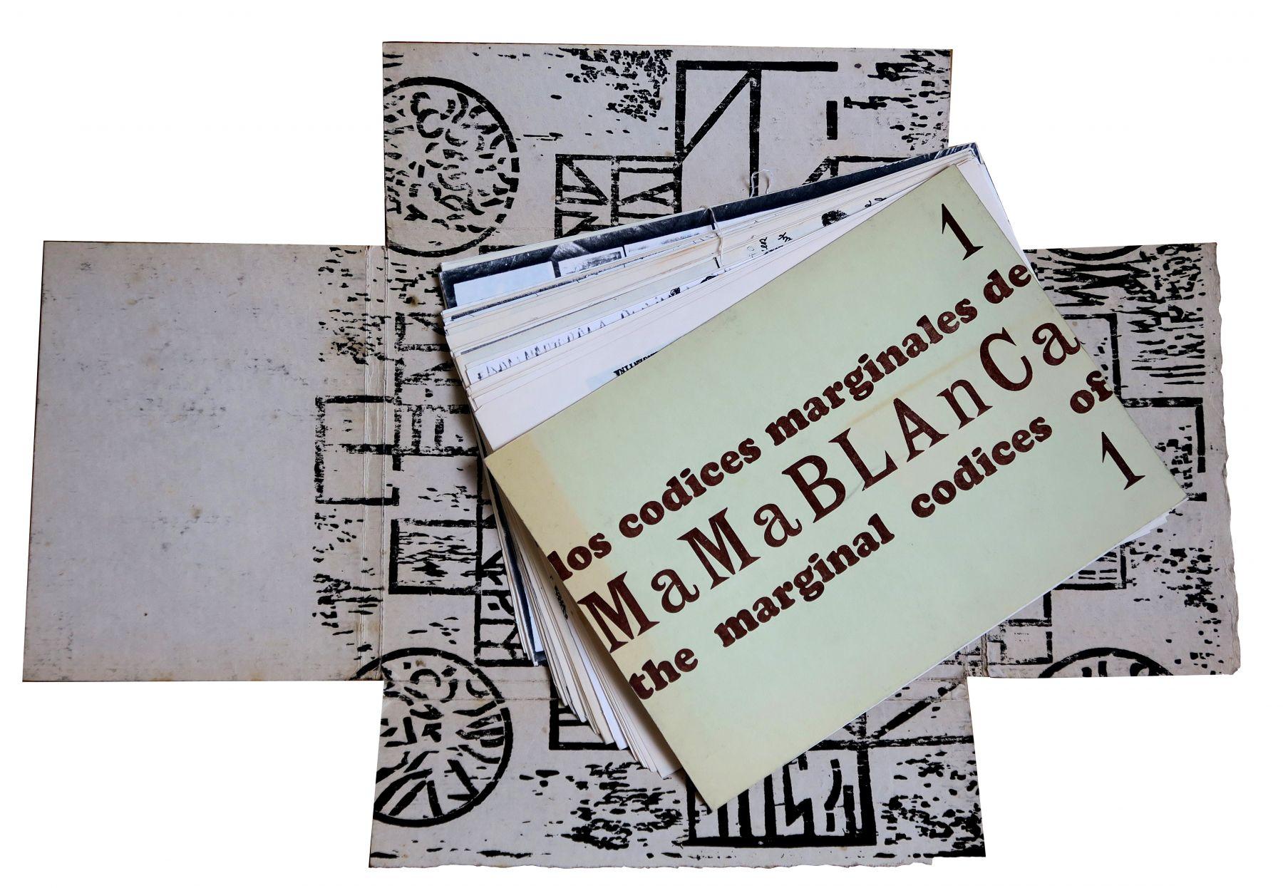 Graciela Gutierrez Marx, MaMaBLAnCa