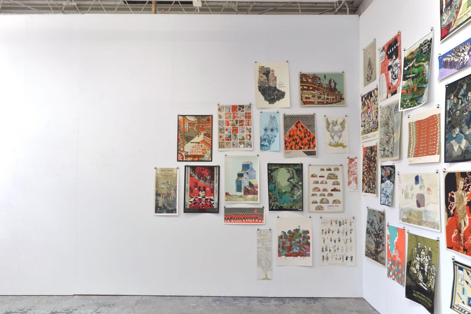 Installation View Jess Seamans