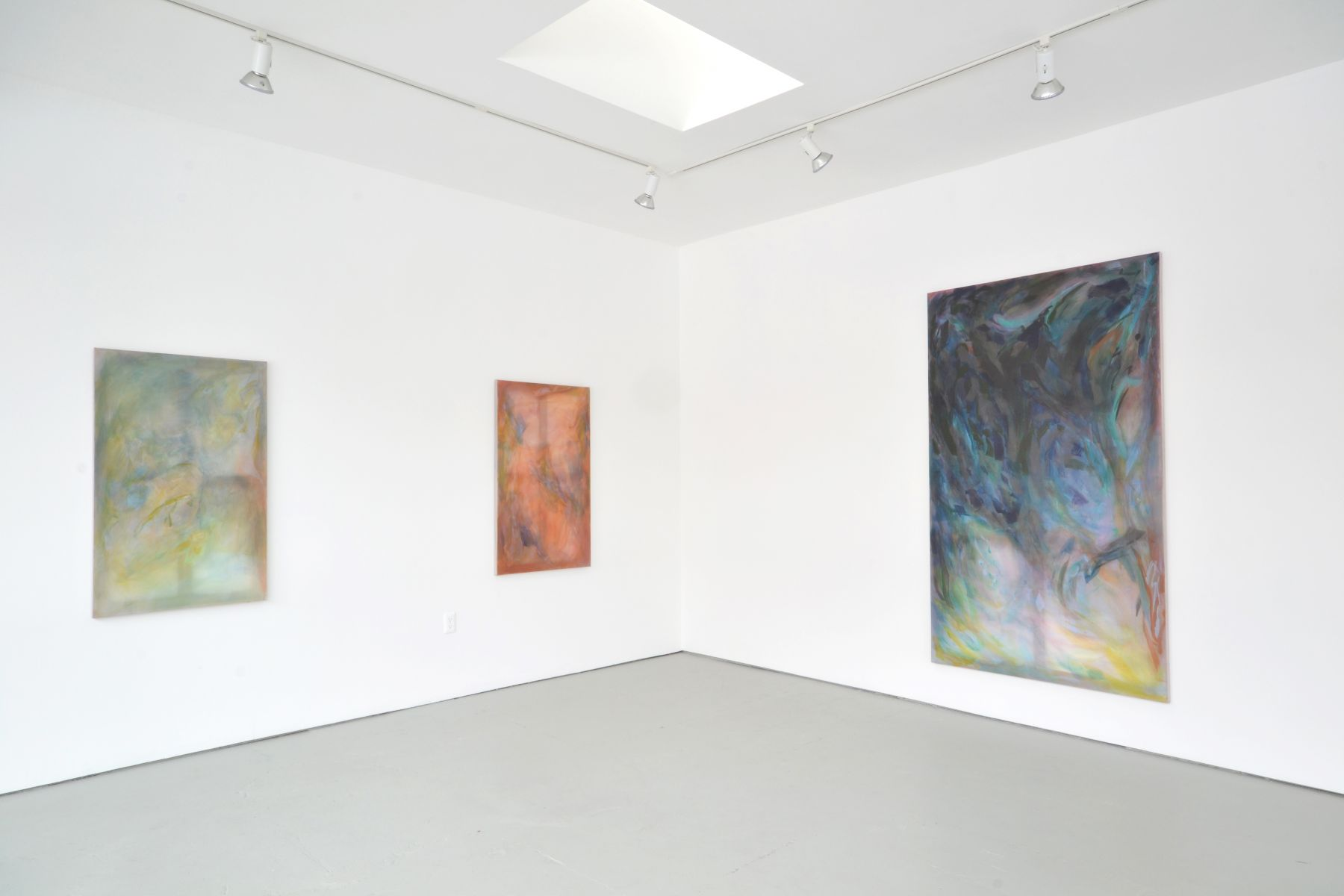 Installation view Exteriorized Bliss