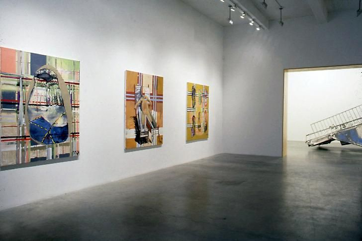 Installation view, 1997. Metro Pictures, New York.