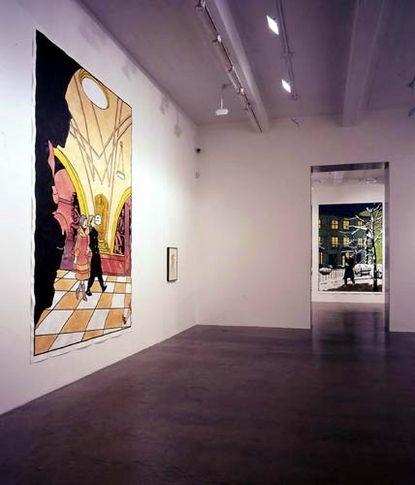 Lucy McKenzie, SMERSH, 2005. Metro Pictures, New York.