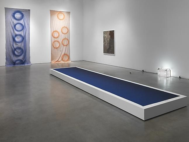 """Noa Noa,"" installation view, 2013. Metro Pictures, New York."