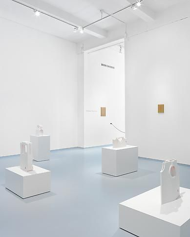 Installation view, 2014. Metro Pictures, New York.