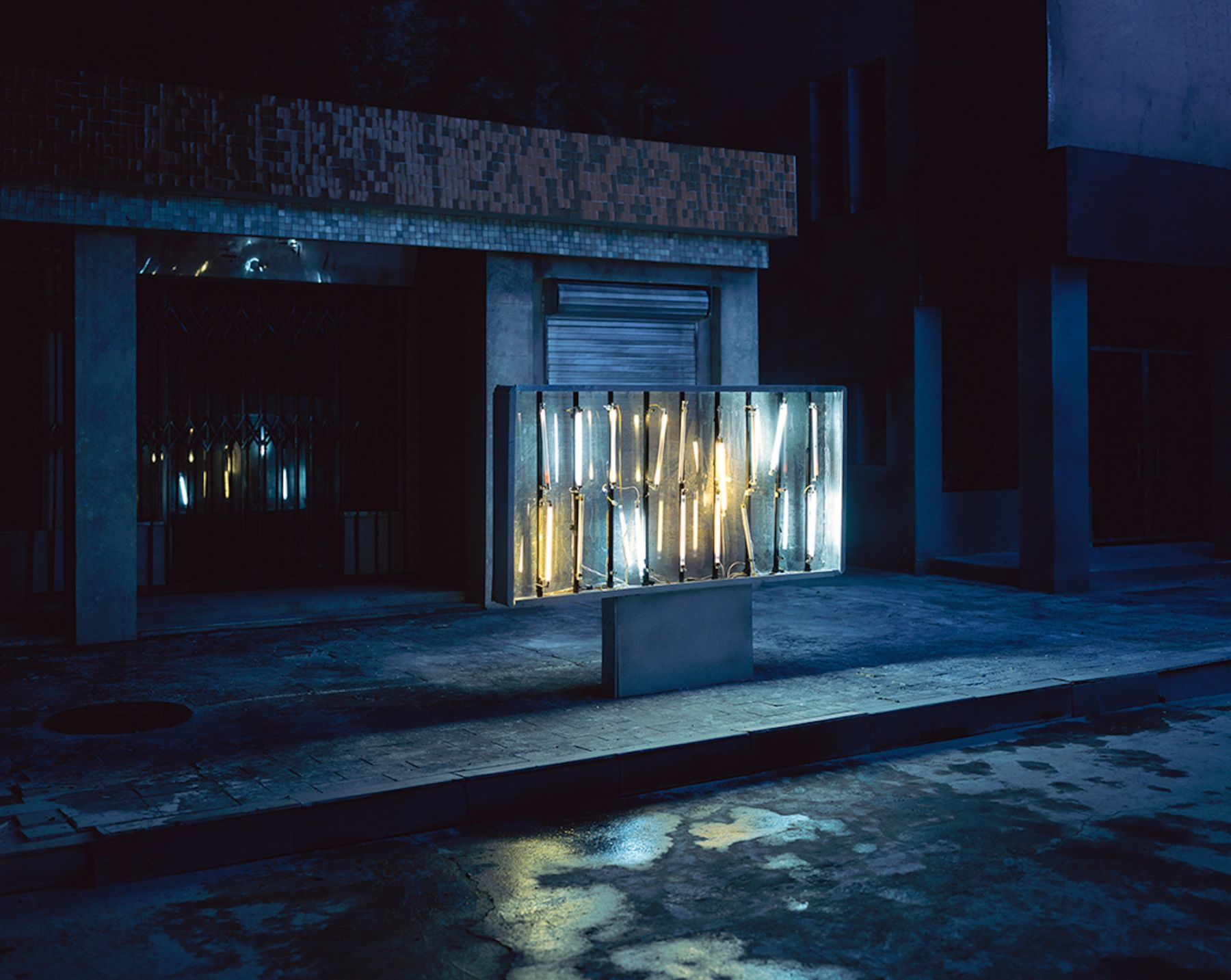 Chen Wei Light Box, 2013