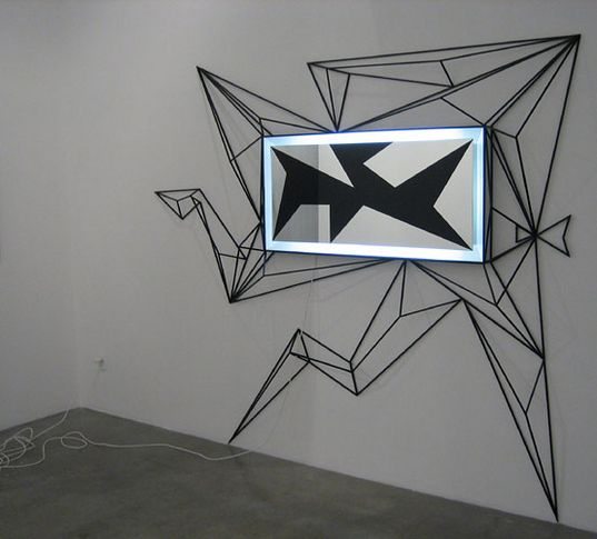 Julien Goethe, Untitled, 2005. ink on paper, 14.3 x 19.1 inches (36.4 x 48.5 cm).