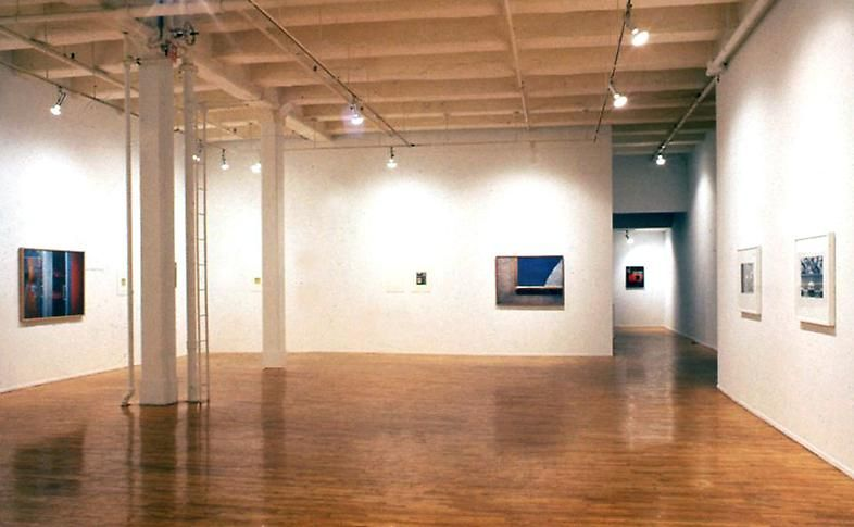 Installation view, 1991. Metro Pictures, New York.