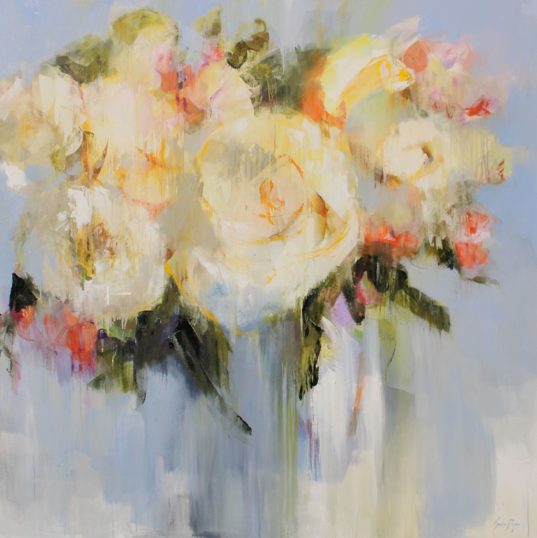January Bouquet