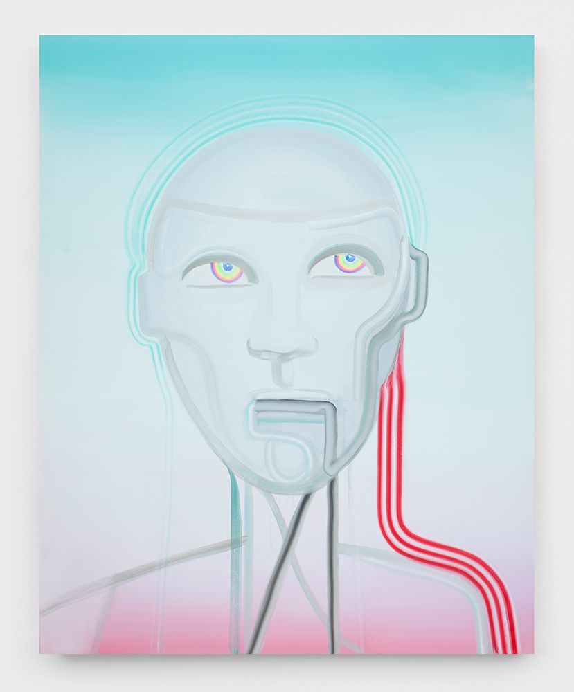 Heartbeat Bot (Bright Eyes)