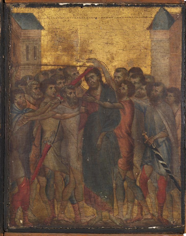 Cimabue, The Mocking of Christ Kitchen Cimabue auction 2019