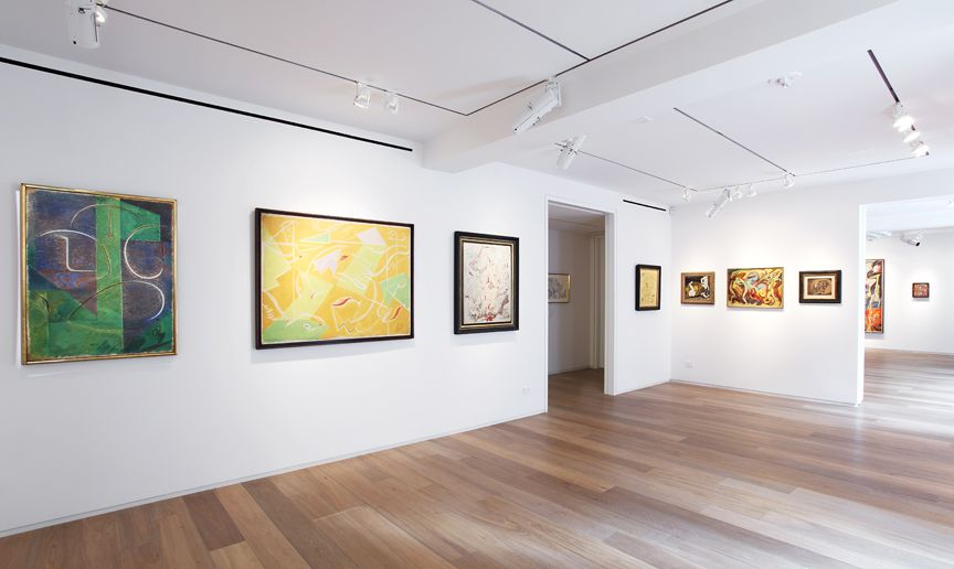 André Masson, Installation View
