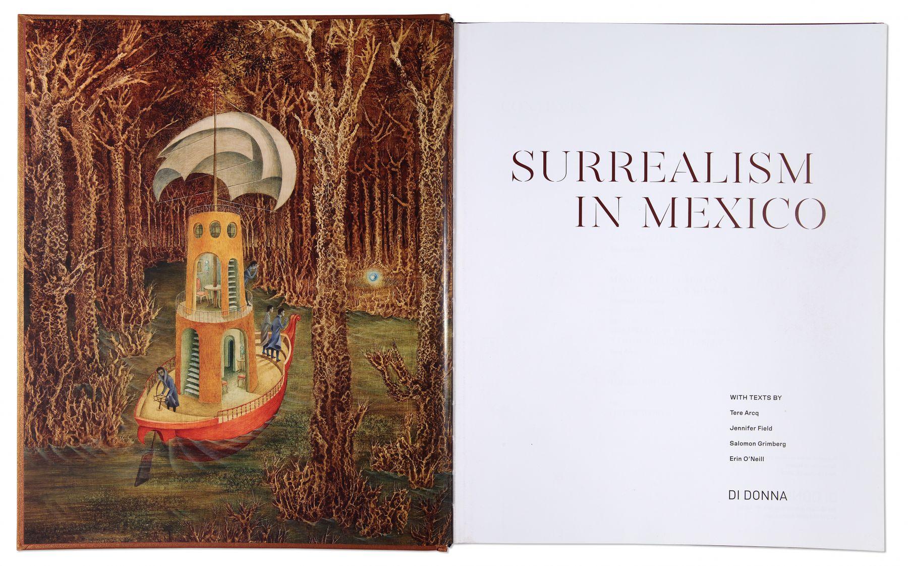 Surrealism in Mexico Interior Book Image #1