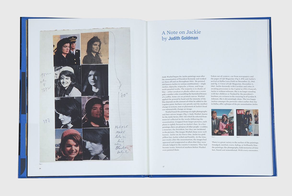 Warhol: Jackie