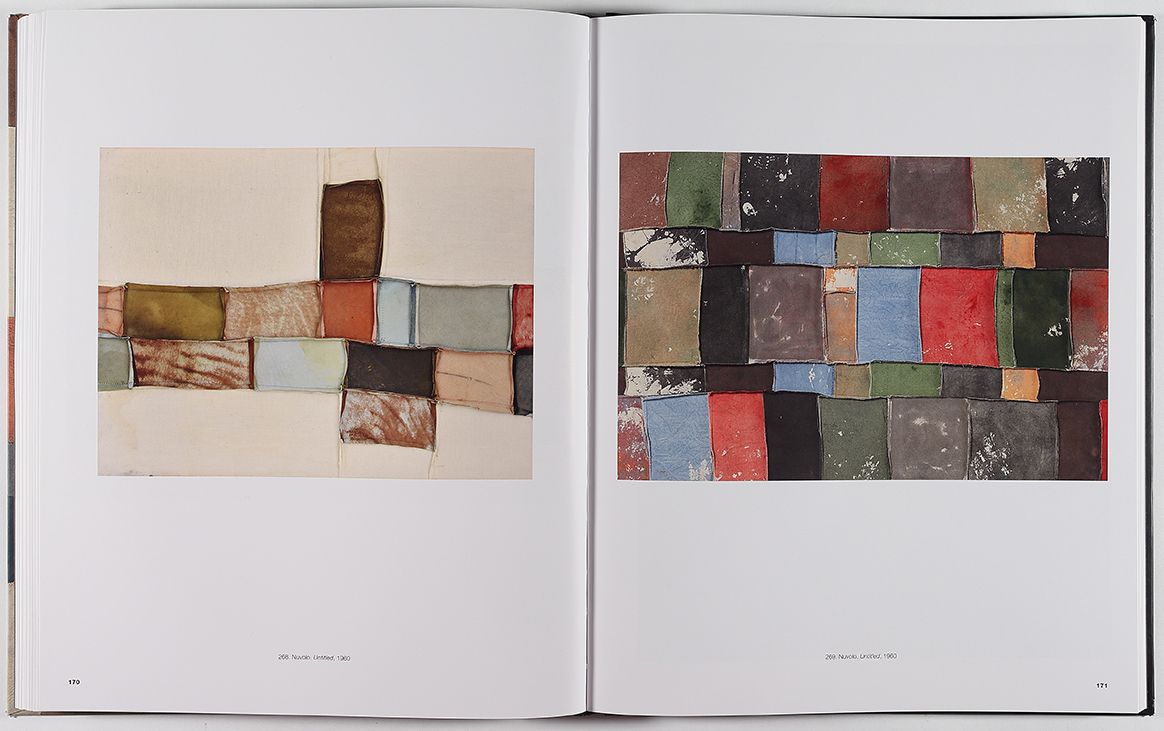 Nuvolo and Post-War Materiality 1950-1965