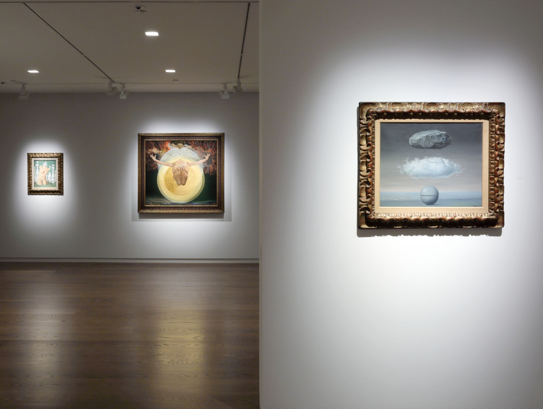 A Passion for Collecting: Modern Works from the Pérez Simón Collection, Installation View