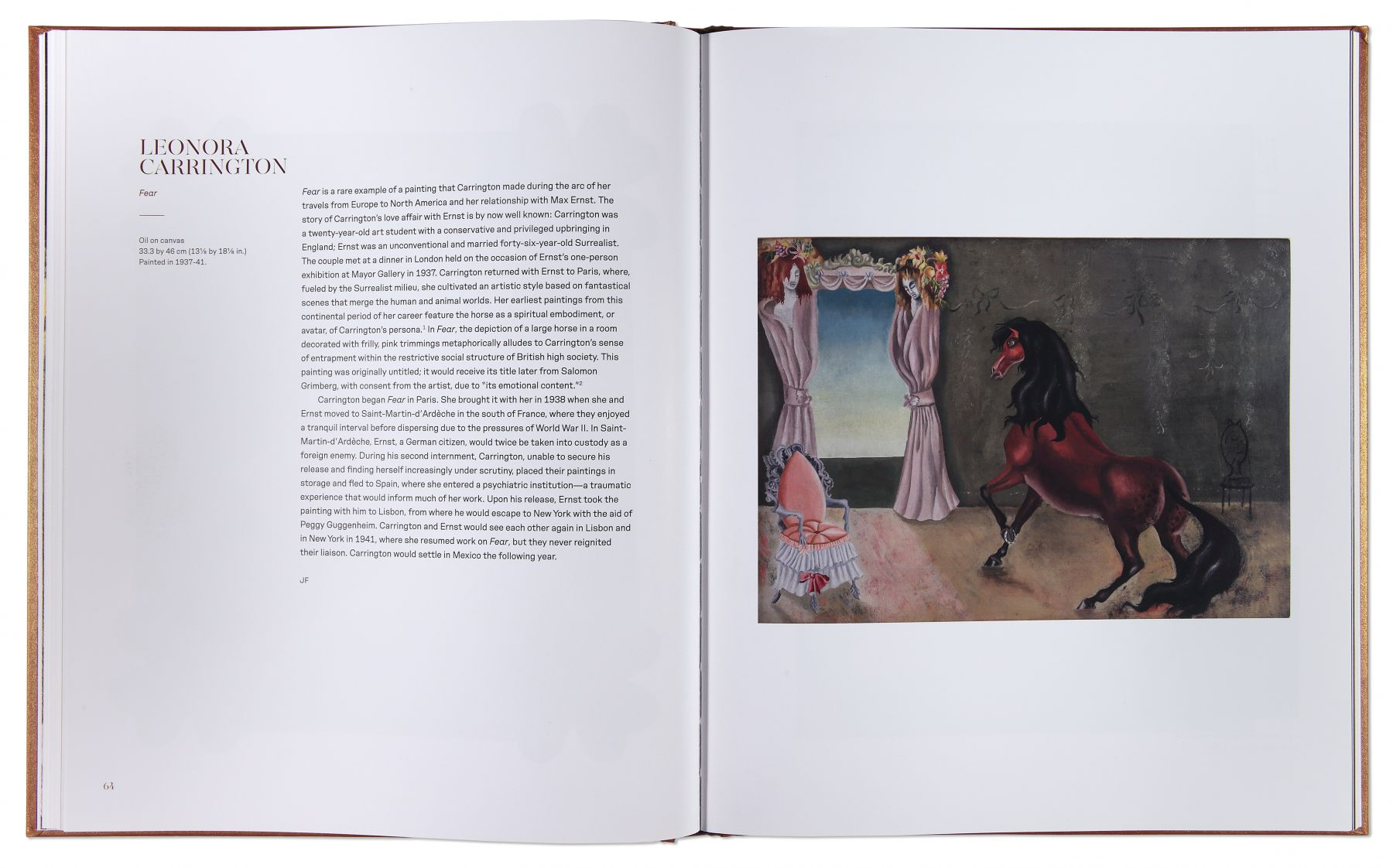 Surrealism in Mexico Interior Book Image #5