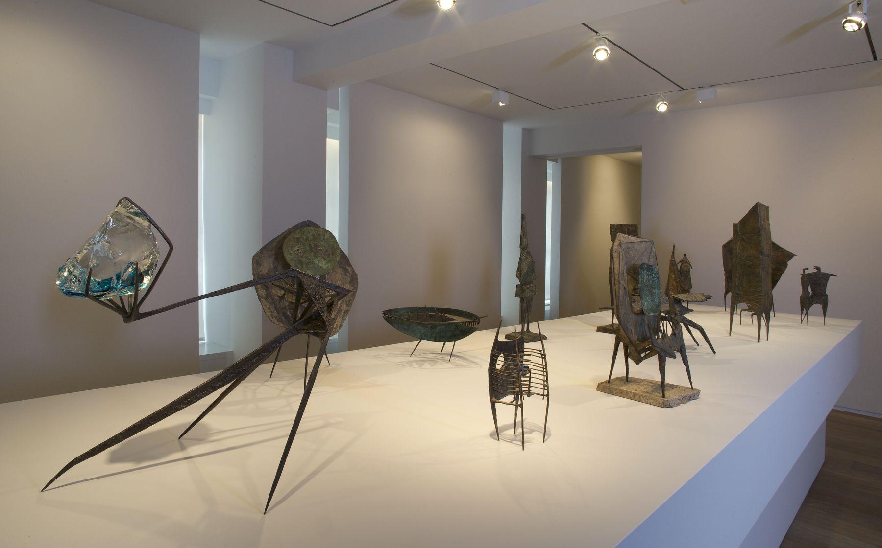 Lynn Chadwick, Installation View