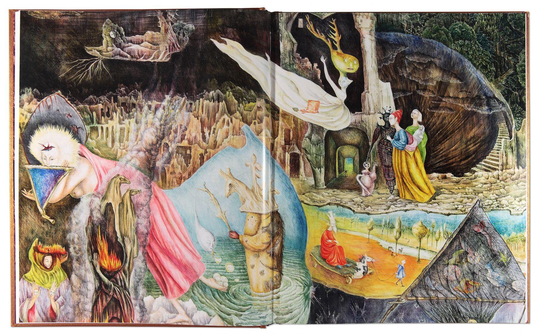 Surrealism in Mexico Interior Book Image #3