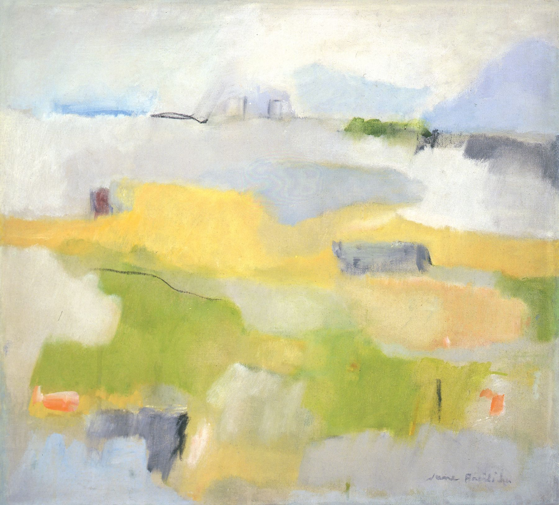 Landscape Abstraction