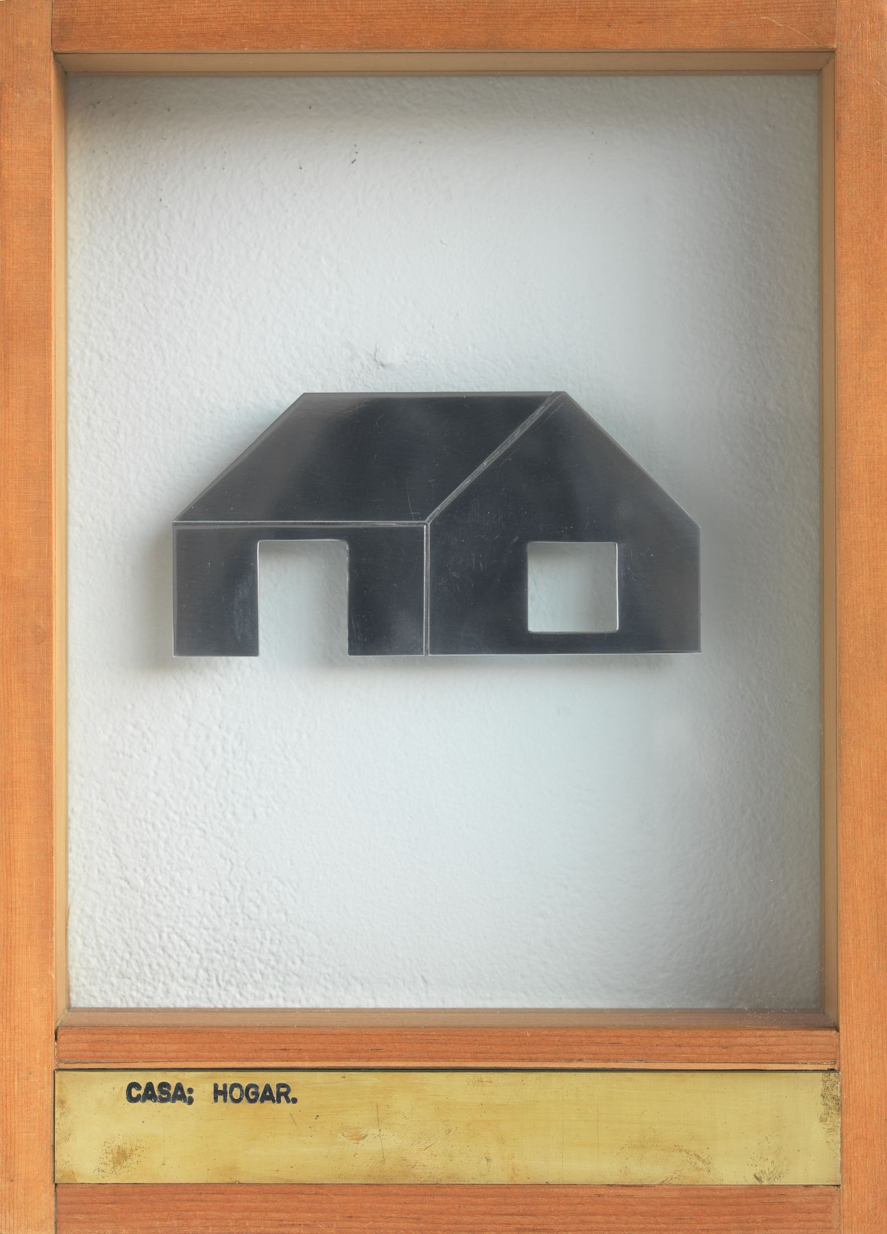 Casa; Hogar, 1973-1976, Mixed Media